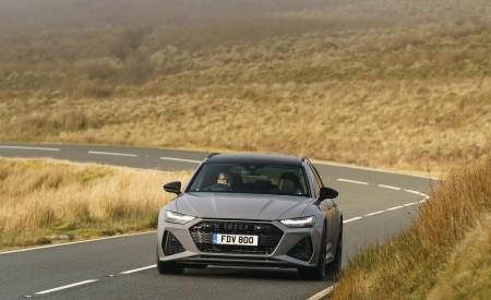 2020 Audi RS 6 Avant (UK-Spec) Front Wallpapers 450x275 (42)