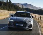 2020 Audi RS 6 Avant (UK-Spec) Front Wallpapers 150x120 (17)