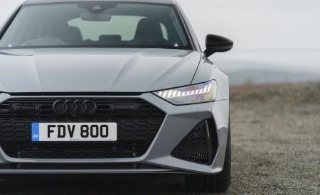 2020 Audi RS 6 Avant (UK-Spec) Grill Wallpapers 450x275 (75)