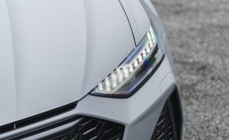 2020 Audi RS 6 Avant (UK-Spec) Headlight Wallpapers 450x275 (73)