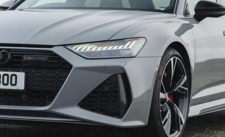2020 Audi RS 6 Avant (UK-Spec) Headlight Wallpapers 450x275 (68)