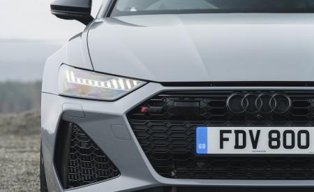 2020 Audi RS 6 Avant (UK-Spec) Headlight Wallpapers 450x275 (69)