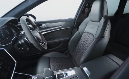 2020 Audi RS 6 Avant (UK-Spec) Interior Front Seats Wallpapers 450x275 (138)