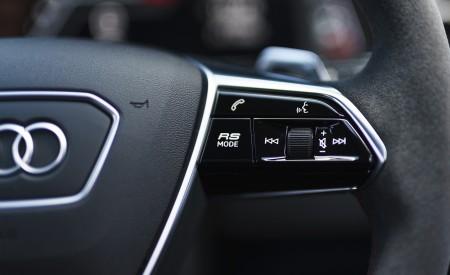2020 Audi RS 6 Avant (UK-Spec) Interior Steering Wheel Wallpapers 450x275 (109)