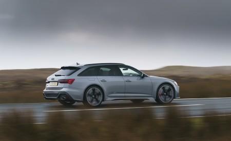 2020 Audi RS 6 Avant (UK-Spec) Rear Three-Quarter Wallpapers 450x275 (43)