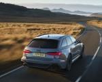 2020 Audi RS 6 Avant (UK-Spec) Rear Three-Quarter Wallpapers 150x120 (31)