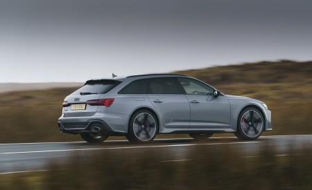 2020 Audi RS 6 Avant (UK-Spec) Rear Three-Quarter Wallpapers 450x275 (44)
