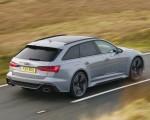 2020 Audi RS 6 Avant (UK-Spec) Rear Three-Quarter Wallpapers 150x120 (45)