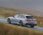 2020 Audi RS 6 Avant (UK-Spec) Rear Three-Quarter Wallpapers 150x120 (32)