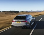 2020 Audi RS 6 Avant (UK-Spec) Rear Three-Quarter Wallpapers 150x120 (20)