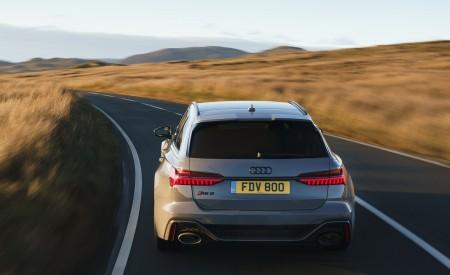 2020 Audi RS 6 Avant (UK-Spec) Rear Wallpapers 450x275 (34)
