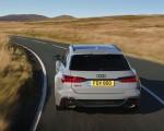 2020 Audi RS 6 Avant (UK-Spec) Rear Wallpapers 150x120 (22)