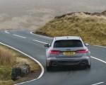 2020 Audi RS 6 Avant (UK-Spec) Rear Wallpapers 150x120 (35)