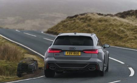 2020 Audi RS 6 Avant (UK-Spec) Rear Wallpapers 450x275 (36)