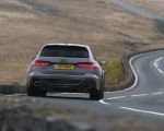 2020 Audi RS 6 Avant (UK-Spec) Rear Wallpapers 150x120 (13)