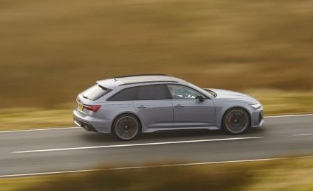 2020 Audi RS 6 Avant (UK-Spec) Side Wallpapers 450x275 (48)