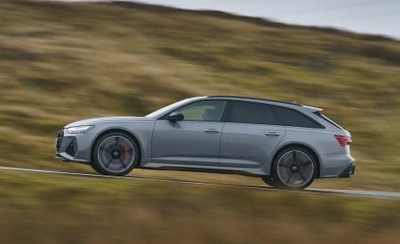 2020 Audi RS 6 Avant (UK-Spec) Side Wallpapers 450x275 (50)