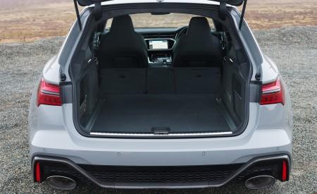 2020 Audi RS 6 Avant (UK-Spec) Trunk Wallpapers 450x275 (146)