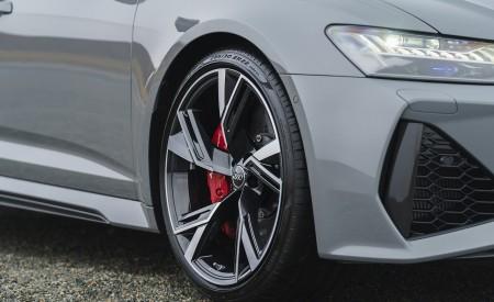 2020 Audi RS 6 Avant (UK-Spec) Wheel Wallpapers 450x275 (85)