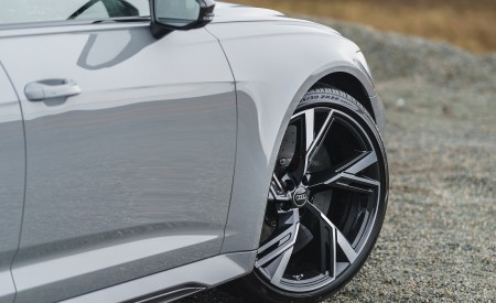 2020 Audi RS 6 Avant (UK-Spec) Wheel Wallpapers 450x275 (84)