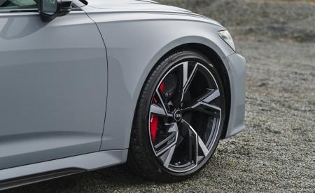 2020 Audi RS 6 Avant (UK-Spec) Wheel Wallpapers 450x275 (83)