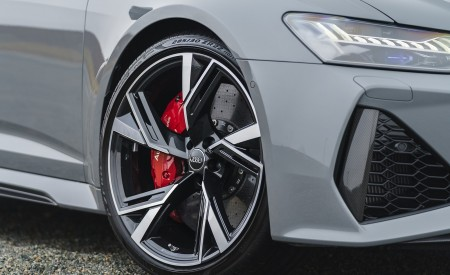 2020 Audi RS 6 Avant (UK-Spec) Wheel Wallpapers 450x275 (67)