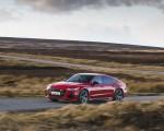 2020 Audi RS 7 Sportback (UK-Spec) Front Three-Quarter Wallpapers 150x120 (13)