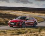 2020 Audi RS 7 Sportback (UK-Spec) Front Three-Quarter Wallpapers 150x120 (14)