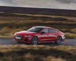 2020 Audi RS 7 Sportback (UK-Spec) Front Three-Quarter Wallpapers 150x120 (25)