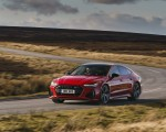 2020 Audi RS 7 Sportback (UK-Spec) Front Three-Quarter Wallpapers 150x120 (15)
