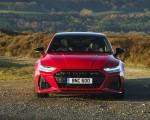 2020 Audi RS 7 Sportback (UK-Spec) Front Wallpapers 150x120 (44)