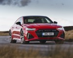 2020 Audi RS 7 Sportback (UK-Spec) Front Wallpapers 150x120 (26)