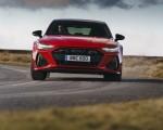 2020 Audi RS 7 Sportback (UK-Spec) Front Wallpapers 150x120 (27)