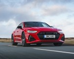 2020 Audi RS 7 Sportback (UK-Spec) Wallpapers HD