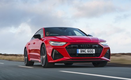 2020 Audi RS 7 Sportback (UK-Spec) Wallpapers & HD Images