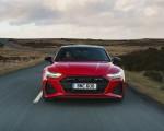 2020 Audi RS 7 Sportback (UK-Spec) Front Wallpapers 150x120 (9)