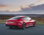 2020 Audi RS 7 Sportback (UK-Spec) Rear Three-Quarter Wallpapers 150x120 (45)