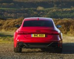 2020 Audi RS 7 Sportback (UK-Spec) Rear Wallpapers 150x120 (48)