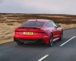 2020 Audi RS 7 Sportback (UK-Spec) Rear Wallpapers 150x120 (17)