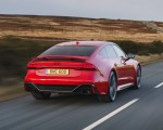 2020 Audi RS 7 Sportback (UK-Spec) Rear Wallpapers 150x120 (18)