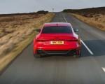 2020 Audi RS 7 Sportback (UK-Spec) Rear Wallpapers 150x120 (20)