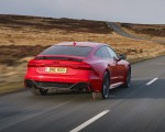 2020 Audi RS 7 Sportback (UK-Spec) Rear Wallpapers 150x120 (23)