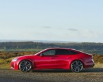 2020 Audi RS 7 Sportback (UK-Spec) Side Wallpapers 150x120 (50)