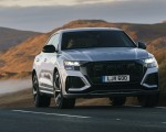 2020 Audi RS Q8 (UK-Spec) Front Three-Quarter Wallpapers 150x120 (25)