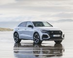 2020 Audi RS Q8 (UK-Spec) Front Three-Quarter Wallpapers 150x120 (34)
