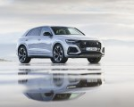 2020 Audi RS Q8 (UK-Spec) Front Three-Quarter Wallpapers 150x120 (36)