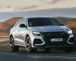 2020 Audi RS Q8 (UK-Spec) Front Three-Quarter Wallpapers 150x120 (29)
