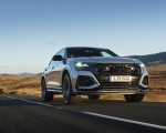 2020 Audi RS Q8 (UK-Spec) Front Three-Quarter Wallpapers 150x120 (1)