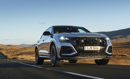 2020 Audi RS Q8 (UK-Spec) Wallpapers HD