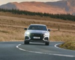 2020 Audi RS Q8 (UK-Spec) Front Wallpapers 150x120 (13)